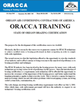 Click here to download Brazing Certification registration form PDF
